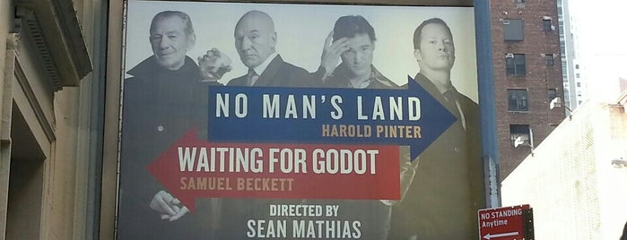No Man's Land @ Cort Theatre is one of Sarah's Liked Places.
