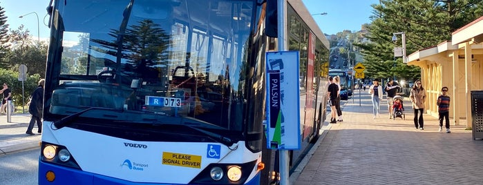 Coogee Beach Bus Interchange (203471) is one of Sydney.