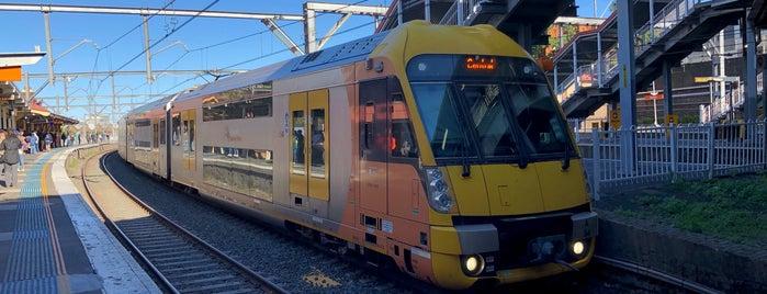 Platforms 6 & 7 is one of Sydney Train Stations Watchlist.