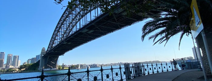 Kirribilli Lookout is one of Sydney.