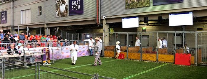 Pig & Goat Pavilion is one of Locais curtidos por Marcus.