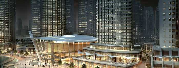 Dubai Opera is one of Dubai 2222.