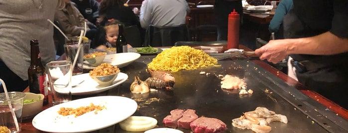 Izumi Hibachi Steak House is one of Favorite Food.