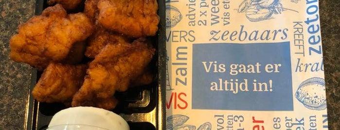Vishandel de Marlijn is one of Posti che sono piaciuti a Thomas.