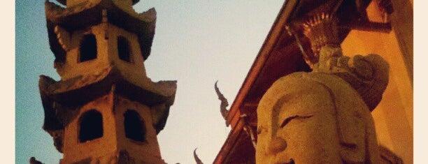 Wat Suthat Thepwararam is one of Trips / Thailand.