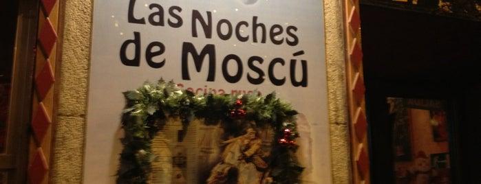 Las Noches de Moscú is one of Madrid (Exóticos).