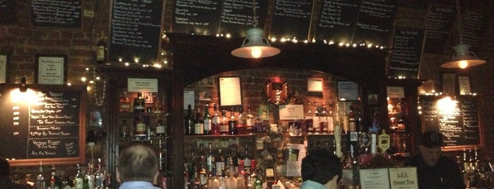 The Whiskey Ward is one of Whisky Bars @ NYC & Boston.