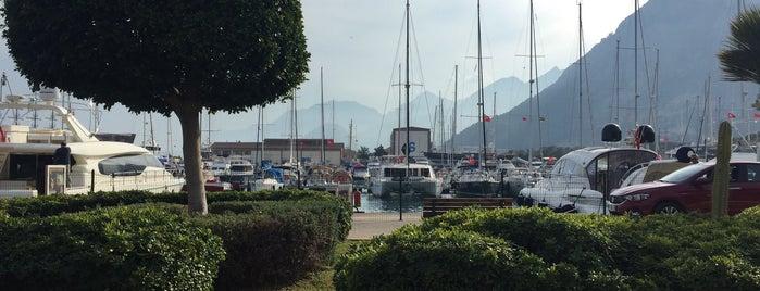 Meyhane Marina is one of Travel Guide to Antalya.