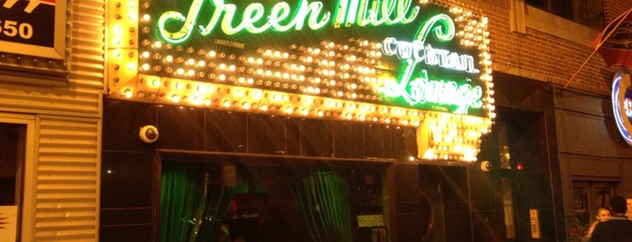 Green Mill Cocktail Lounge is one of Chicago To-Do.