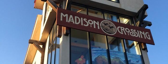 Madison Crossing Lounge is one of Bernard 님이 좋아한 장소.