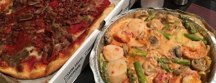 Alex's Italian Restaurant & Brick Oven Pizza is one of My Go-To Spots in Jersey City.
