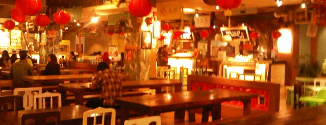 EAT and EAT is one of SBY Culinary Spot!.