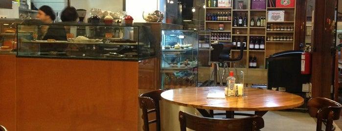 1 Café is one of Cafés Florianópolis.