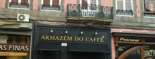 Armazém do Caffé is one of Hello Porto.
