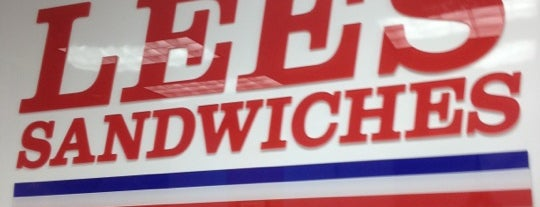 Lee's Sandwiches is one of SimpleFoodie Recommends.