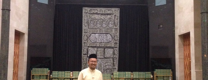 Masjid Al-Ameerah Al-Hajjah Maryam is one of S'ın Beğendiği Mekanlar.