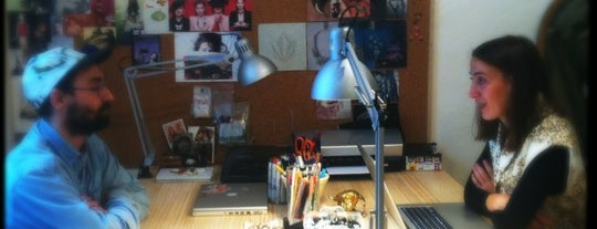 Andres Gallardo - Studio & Showroom is one of Madrid.