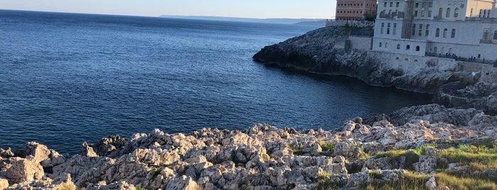 Terme di Santa Cesarea is one of สถานที่ที่ Sebastian ถูกใจ.