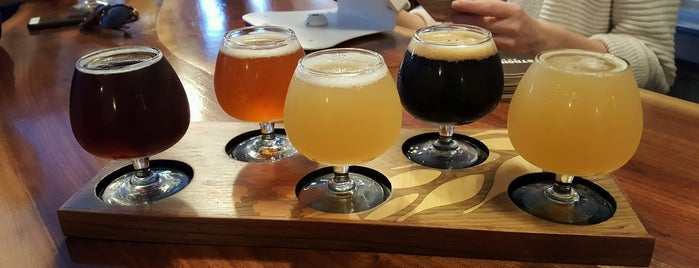 Strong Rope Brewery is one of The New Yorkers: Cobble Hill/Park Slope/Prospect H.