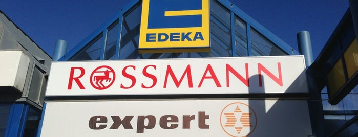 EDEKA Center Jessen is one of Lugares favoritos de Tino.