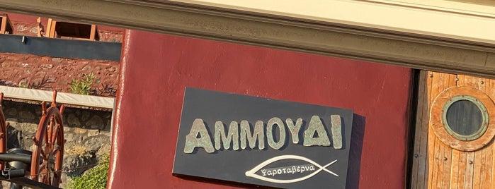 Ammoudi Fish Tavern is one of Greece.
