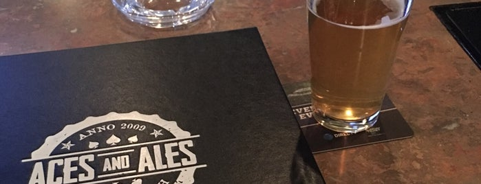 Aces & Ales Nellis is one of Lugares favoritos de Al.