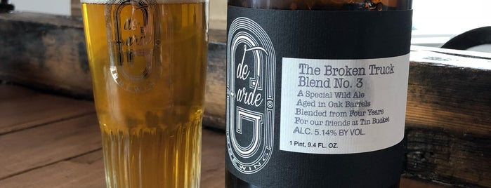 de Garde Brewing is one of Orte, die Al gefallen.