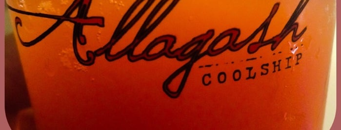 Allagash Brewing Company is one of Locais curtidos por Al.