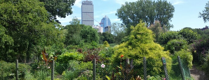 Fenway Victory Gardens is one of Orte, die Al gefallen.