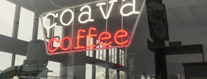 Coava Coffee Roasters Cafe is one of Orte, die Al gefallen.