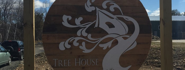 Tree House Brewing Company is one of Beer / Ratebeer's Top 100 Brewers [2019].