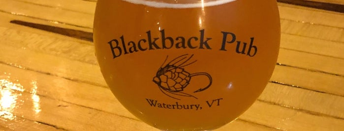 Blackback Pub is one of Al 님이 좋아한 장소.