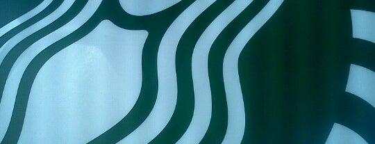 Starbucks is one of Tempat yang Disukai Janette.