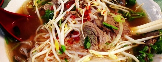 Pho Bac is one of Elena & James dinner.