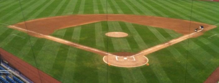 Haley Toyota Field at Salem Memorial Baseball Stadium is one of Spain.