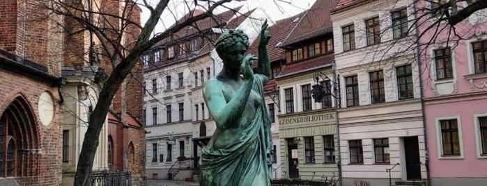 Nikolaiviertel is one of Historical Berlin.