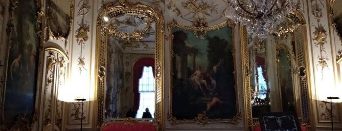 Schloss Sanssouci is one of Historical Berlin.
