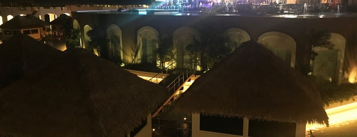 Eclipse Terrace is one of Hard Rock Punta Cana, DR.