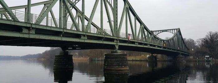 Glienicker Brücke is one of Historical Berlin.