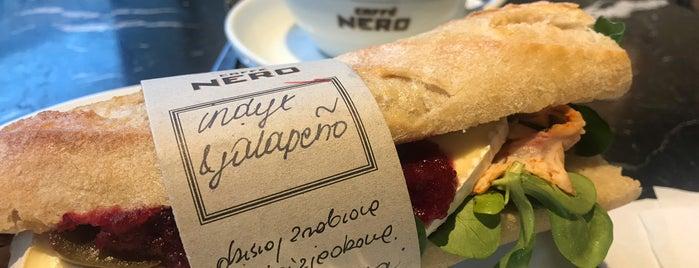 Green Caffè Nero is one of Polen, England und Dublin.