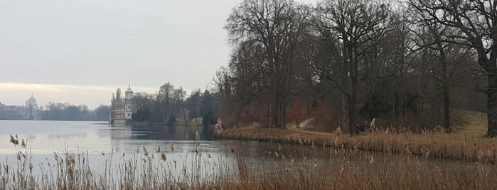 Neuer Garten is one of Historical Berlin.