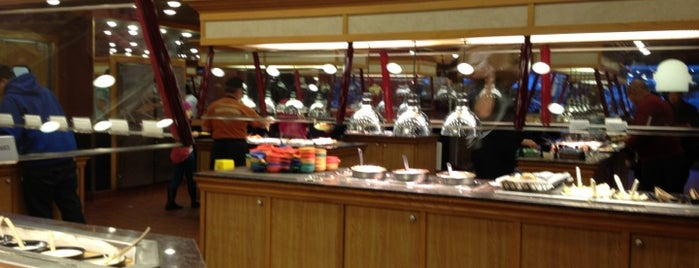 Old Country Buffet is one of Been Here.