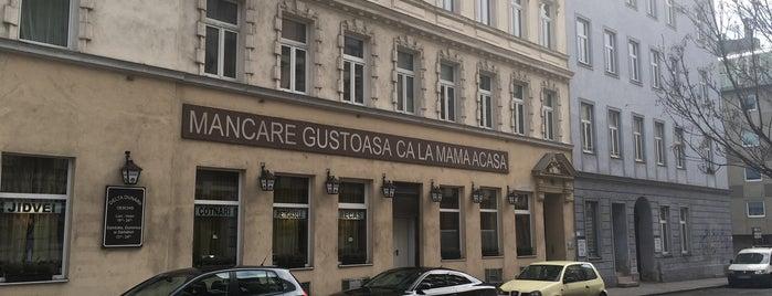 Restaurant Donaudelta is one of Exotische & Interessante Restaurants In Wien.