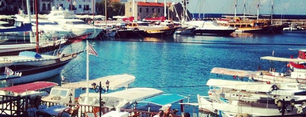 Girne is one of Check-in 4.