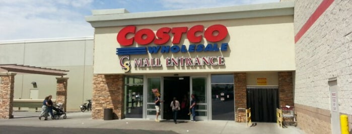 Costco is one of Ebony'un Beğendiği Mekanlar.