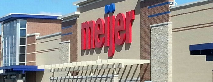 Meijer is one of Locais curtidos por George.