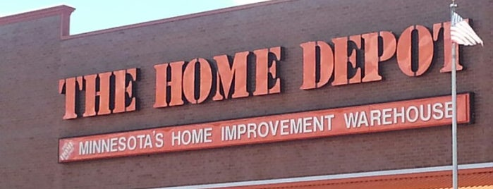 The Home Depot is one of สถานที่ที่ Alan ถูกใจ.