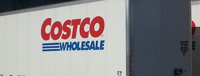 Costco Wholesale is one of Paul 님이 좋아한 장소.