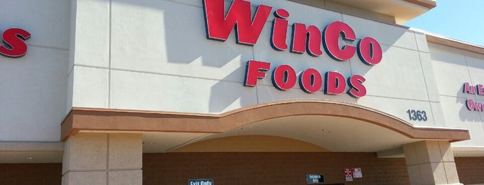 WinCo Foods is one of Locais curtidos por Andy.