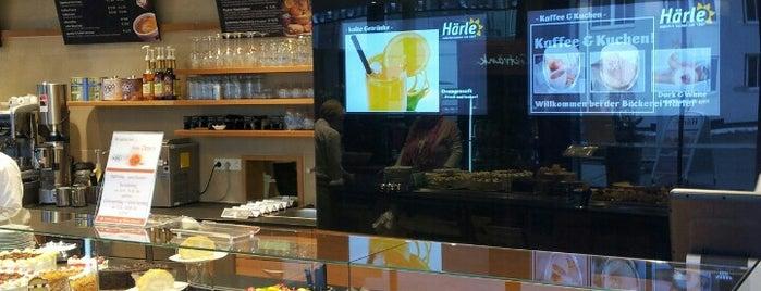 Bäckerei Cafe Härle is one of Lugares favoritos de Burcuu.